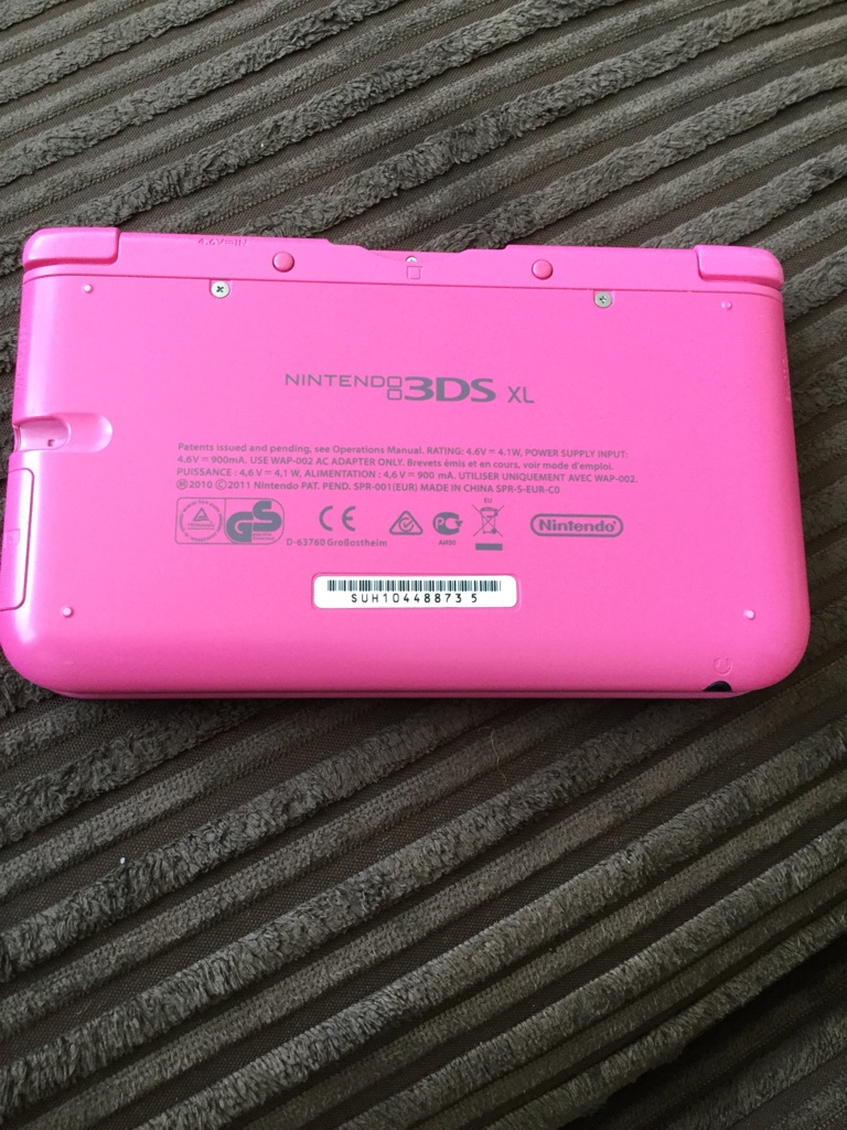 Nintendo 3ds, XL