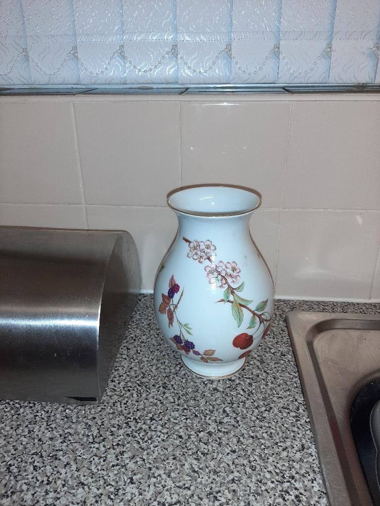Royal Worcester vase