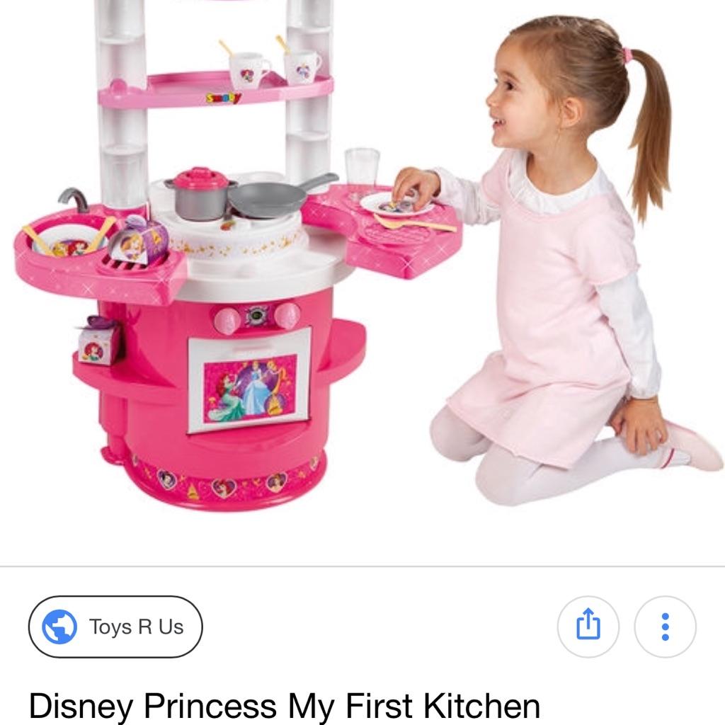 Princess kitchen   Village