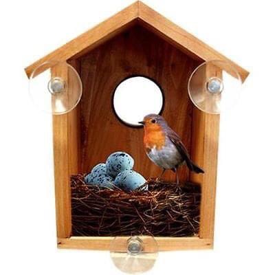 Bird Watch secret house
