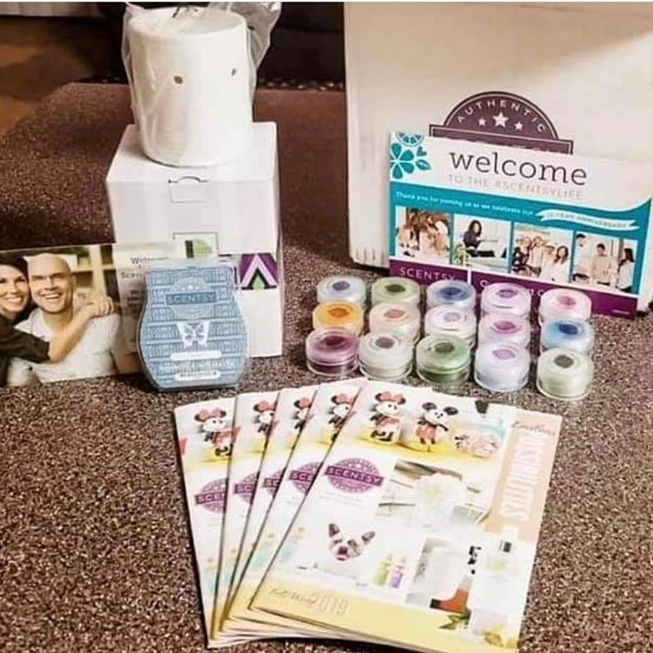 Scentsy business