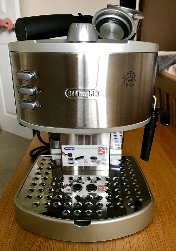 DeLonghi EC330 coffee machine