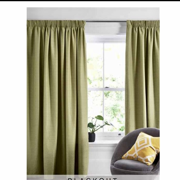Bnwt next curtains £95