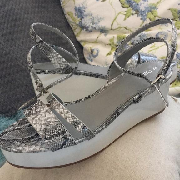 Wedges/sandals