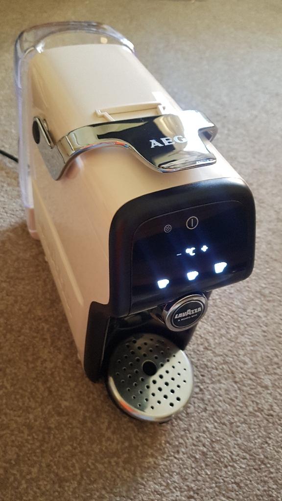 AEG Lavazza Magia Coffee Machine