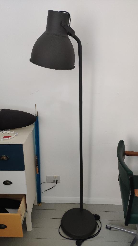 IKEA HECTAR floor lamp