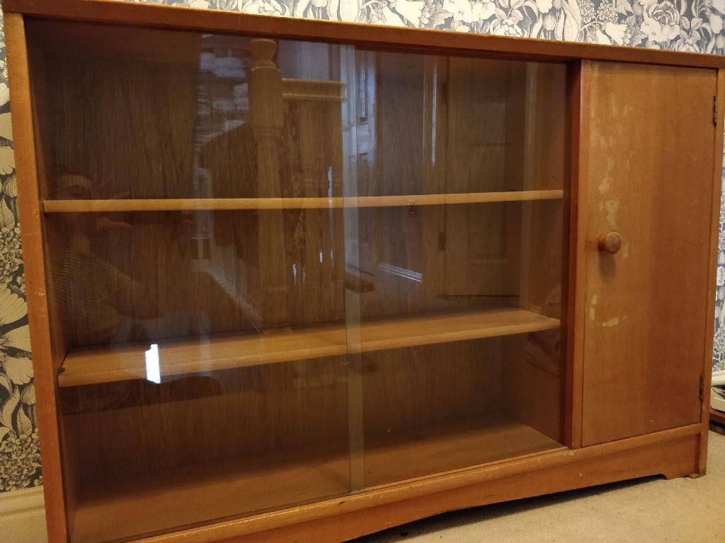 Vintage, Retro Cabinet