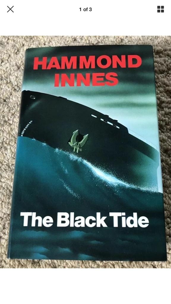 THE BLACK TIDE BOOK