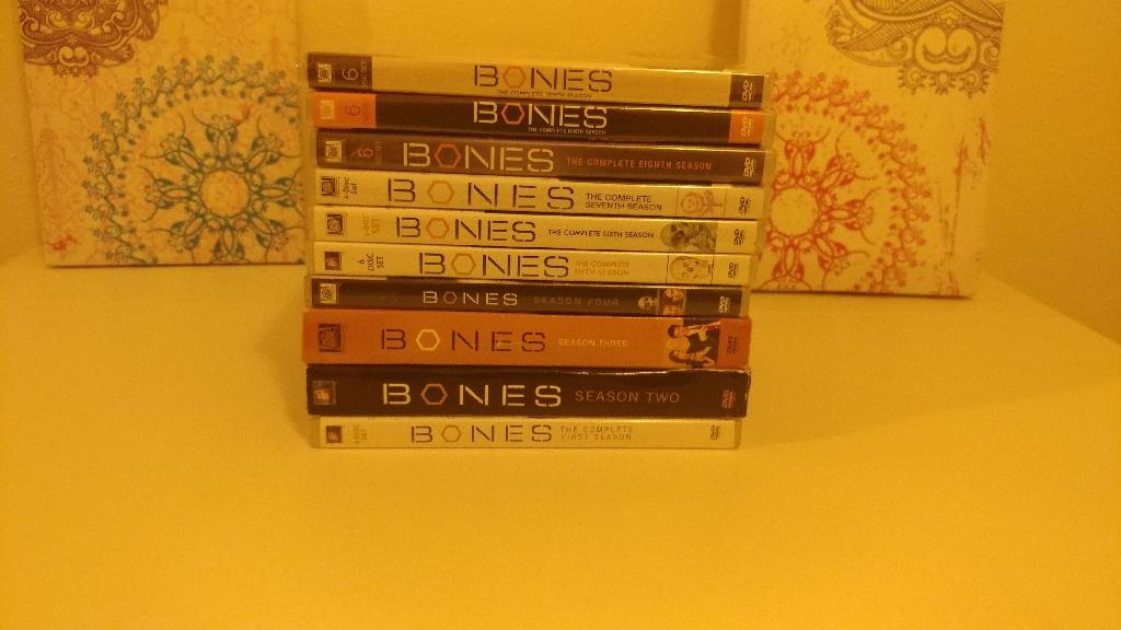 Bones Seasons 1-10