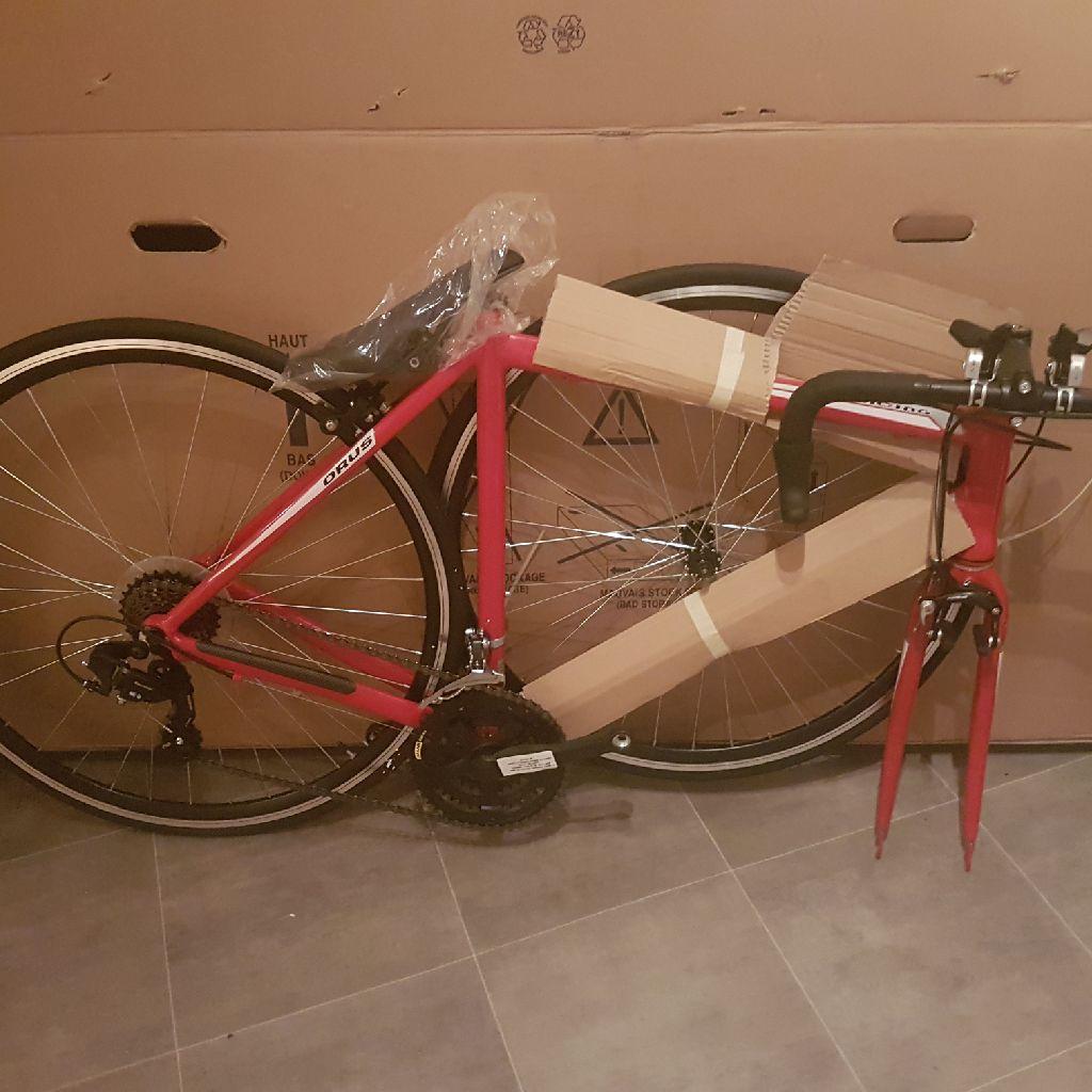 Orus racing bike
