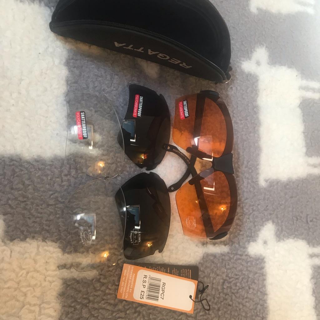 Regatta sunglasses