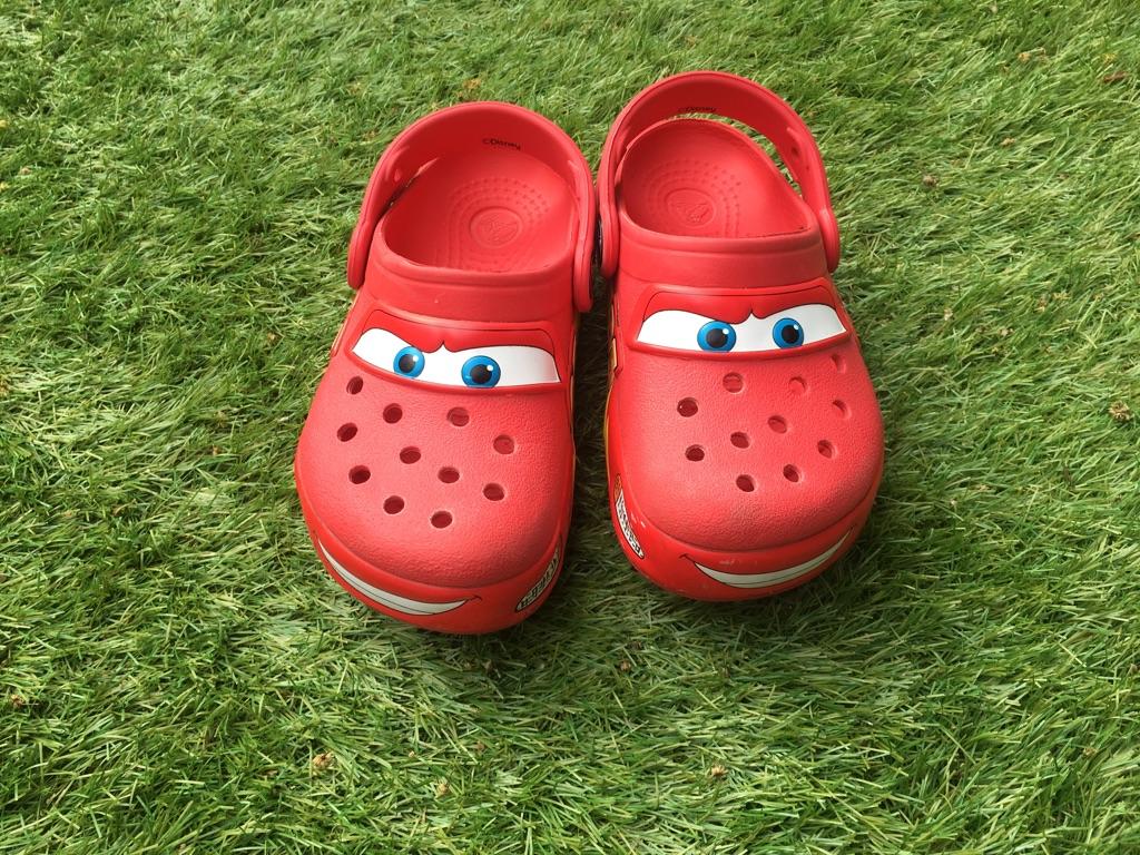 Crocs size 11