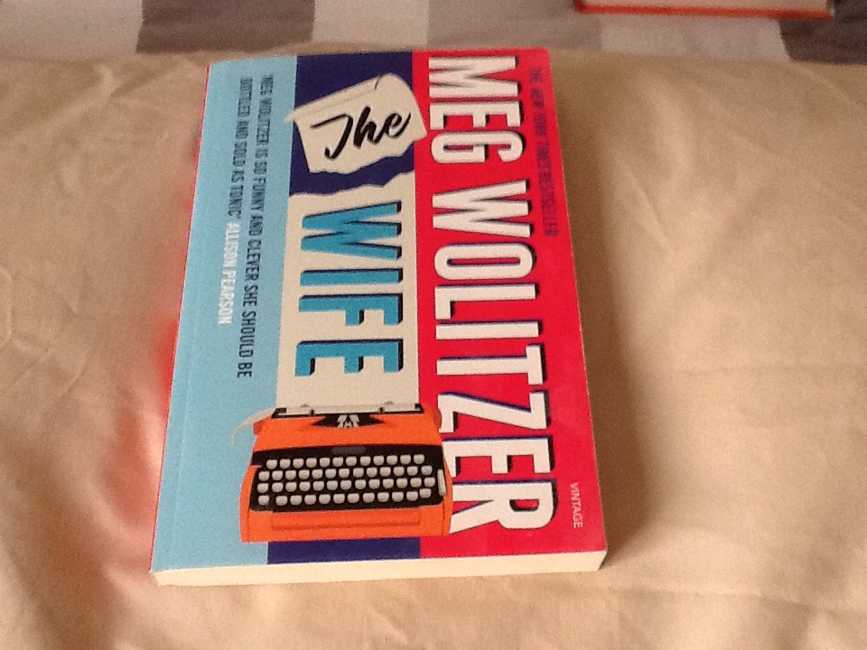 The Wife by Meg Wolitzer  (paperback)