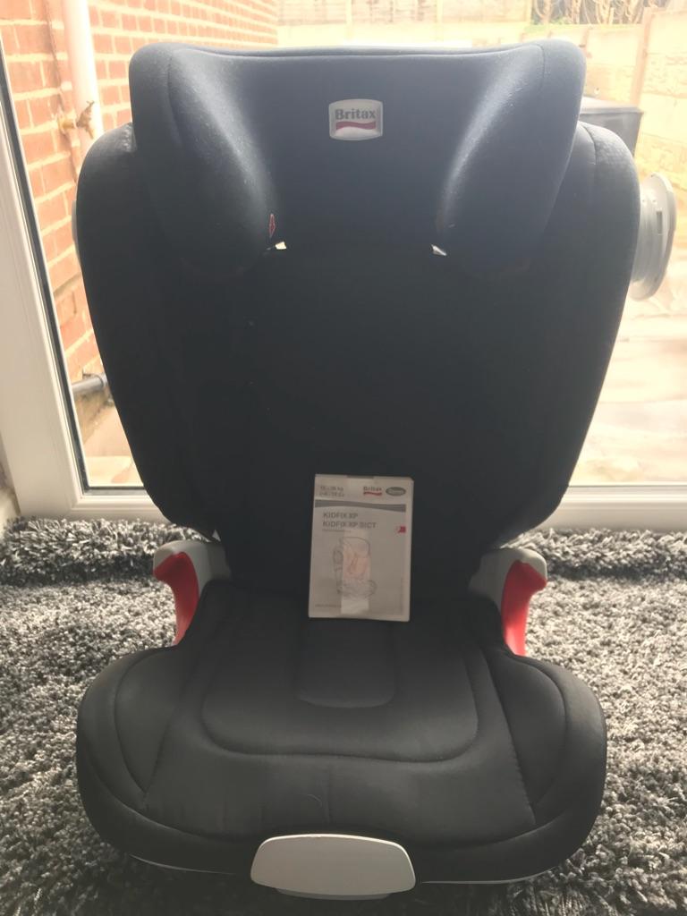 Britax Römer kidfix SICT car seat