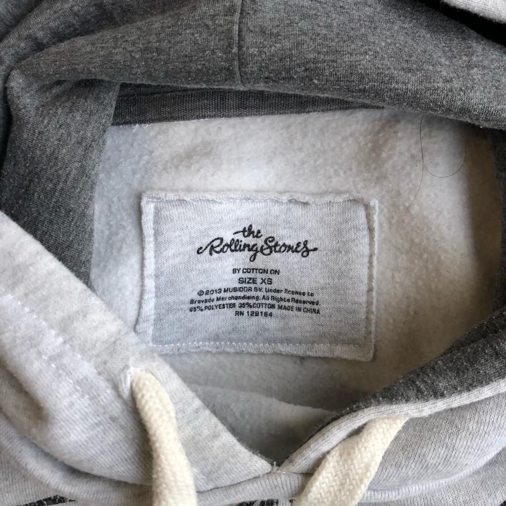 Rolling stones hoodie