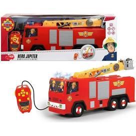 Fireman Sam remote control fire engine