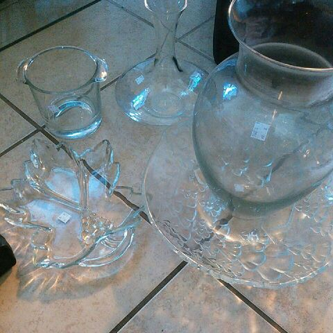 5 Pc Glass Set