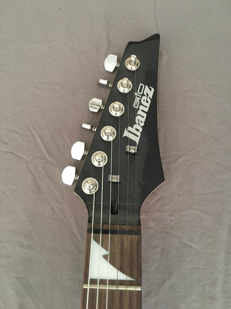 Ibanez electronic guitar