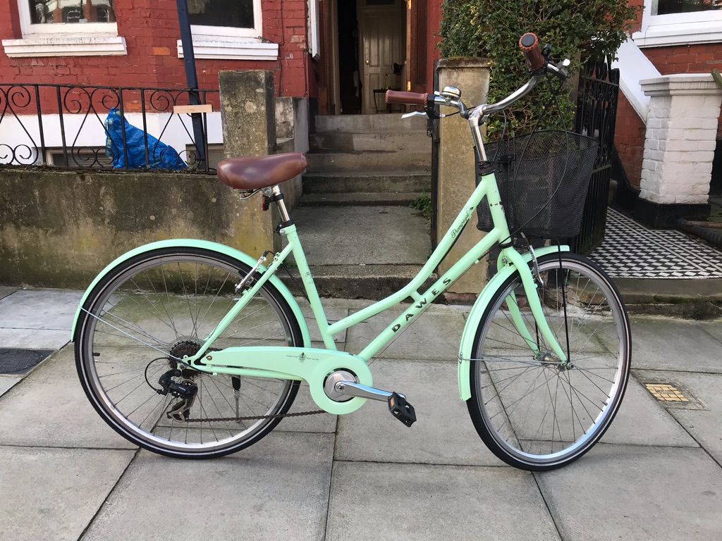 Dawes Pennyroyal 19 / 26 inch Ladies Bike Hybrid