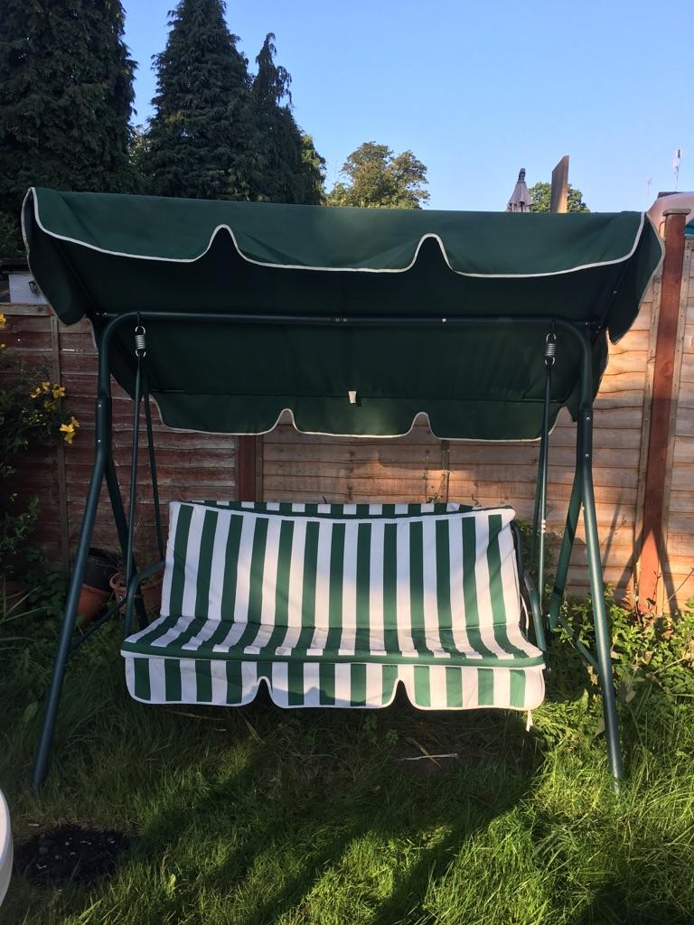 Garden swing, price negotiable