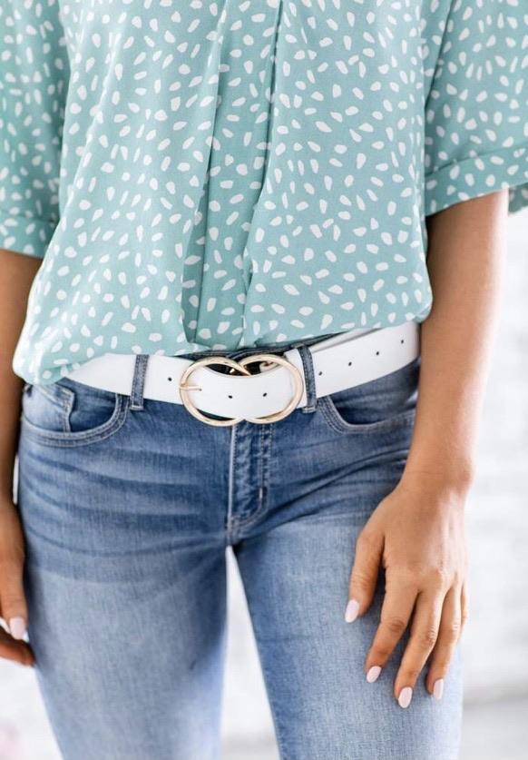 Ladies belts 20% off using my code below below
