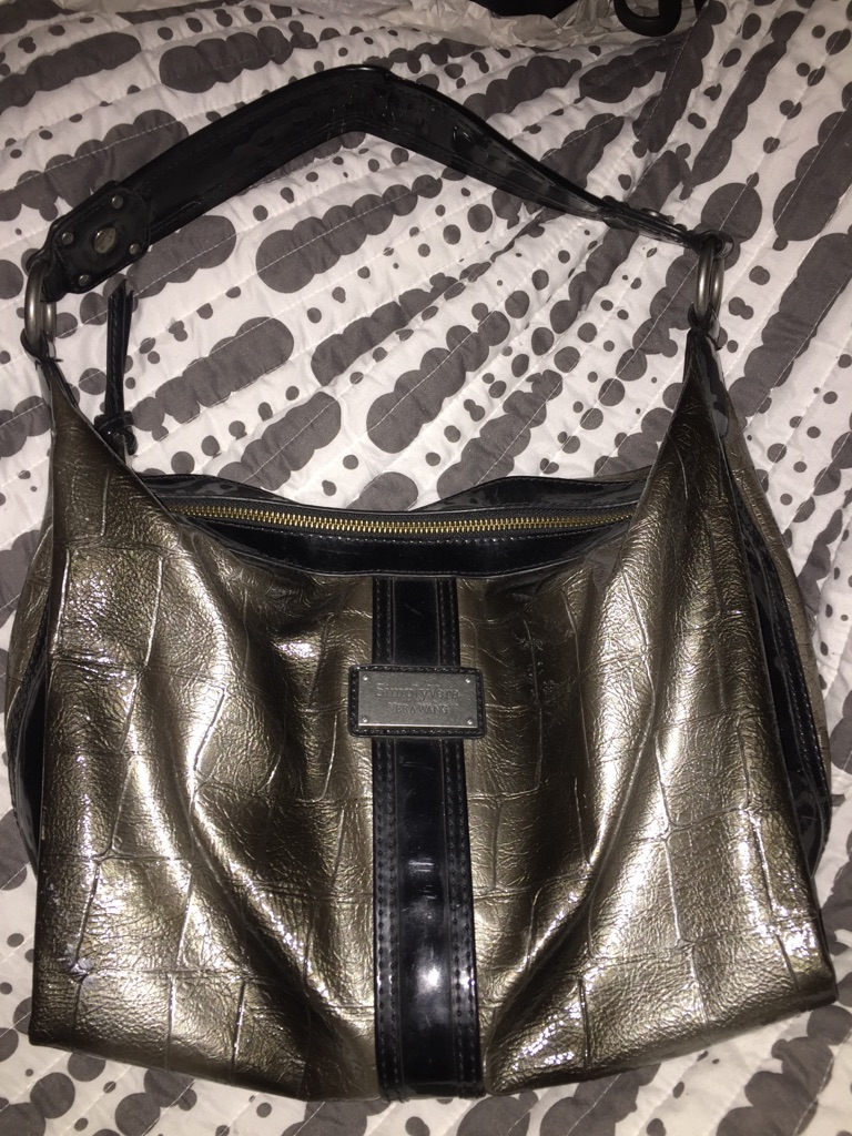 Grey SimplyVera Vera Wang Purse