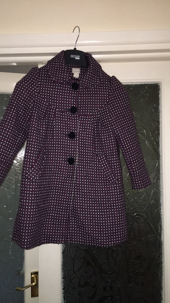 Monsoon Girls Winter Coat