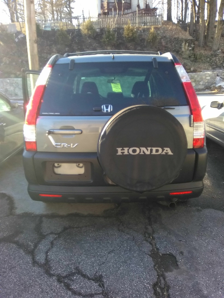 2005 Honda CRV all wheel drive