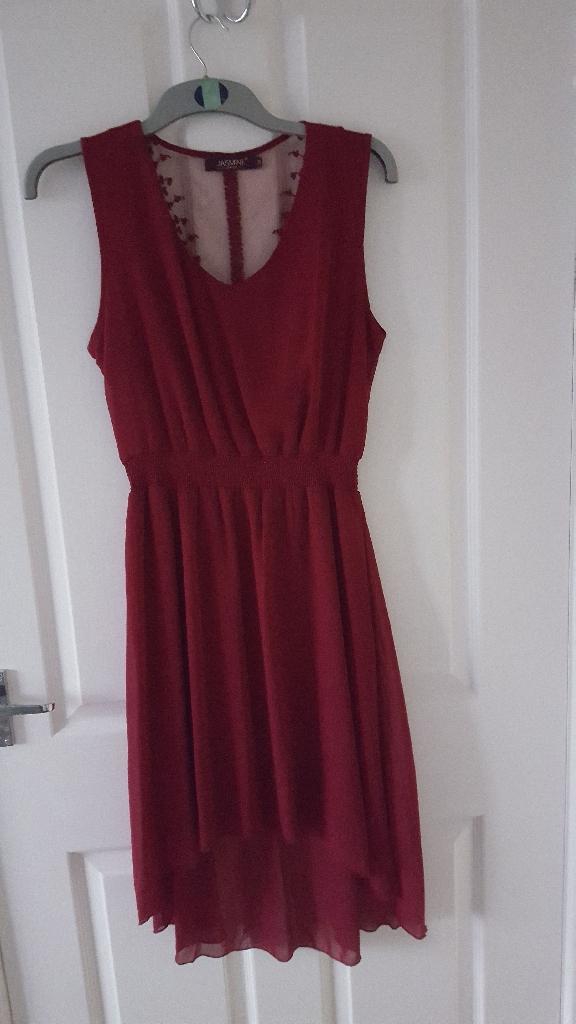 Ladies lined dress