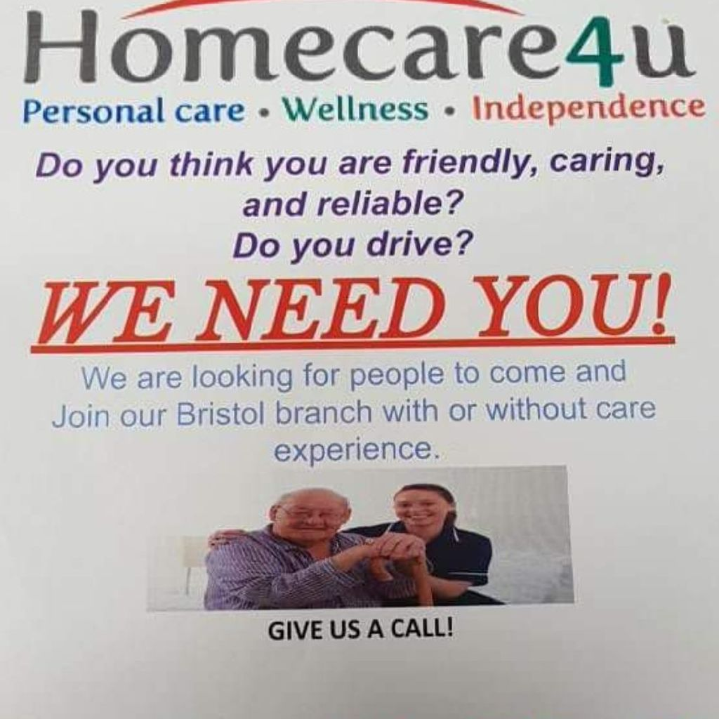 Homecare staff required