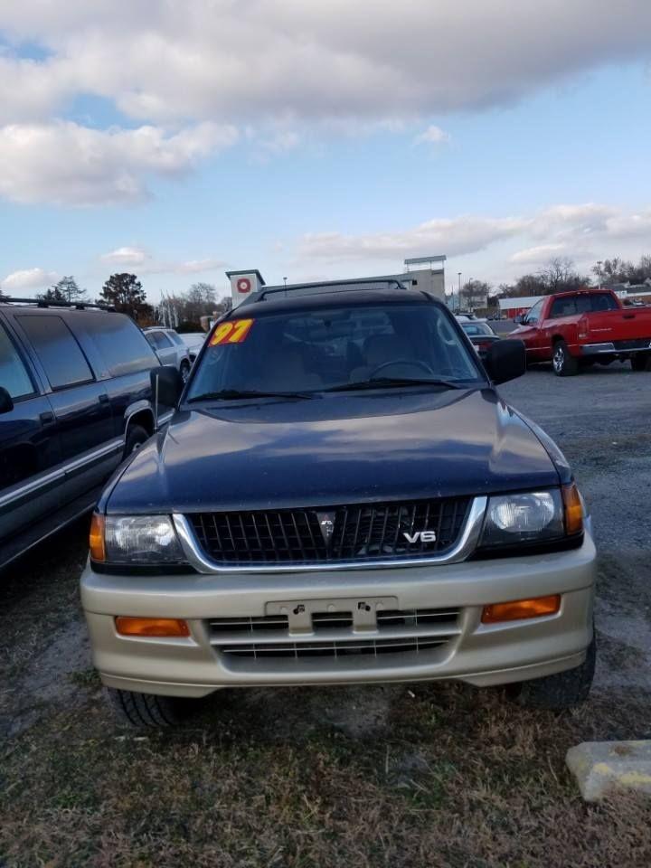 1997 Mitsubishi Montero