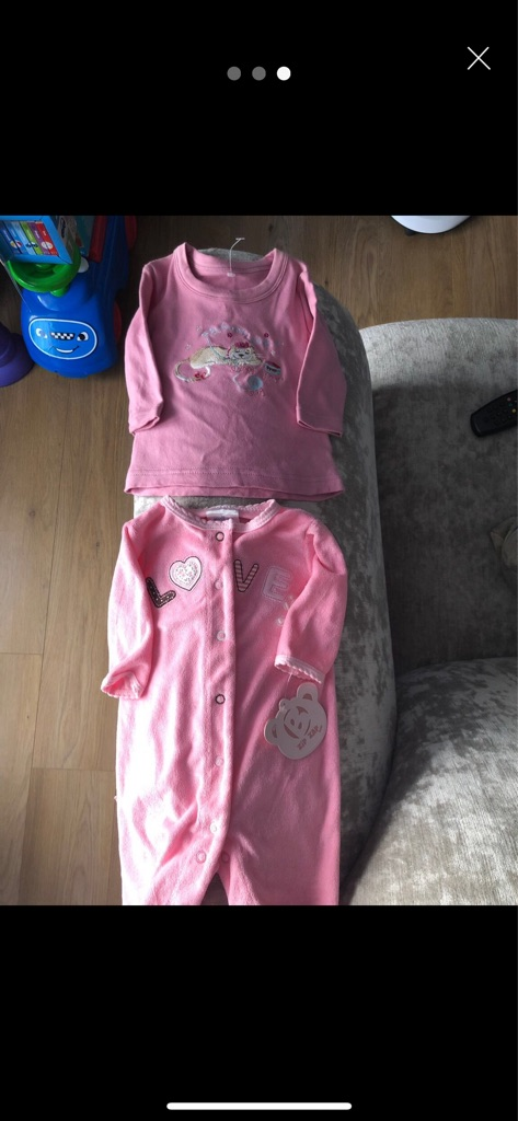 Baby Girl Clothes + free gift