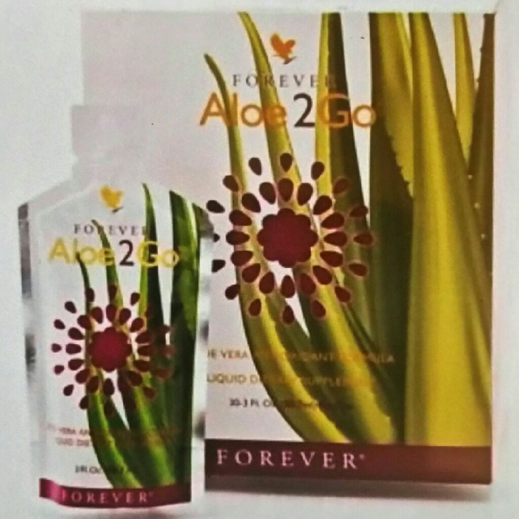 Aloe 2 go  ( 30 pouches in one package )