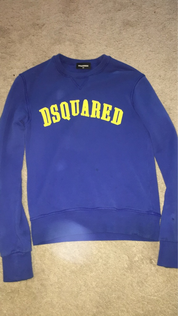 Boys Dsquared Jumper