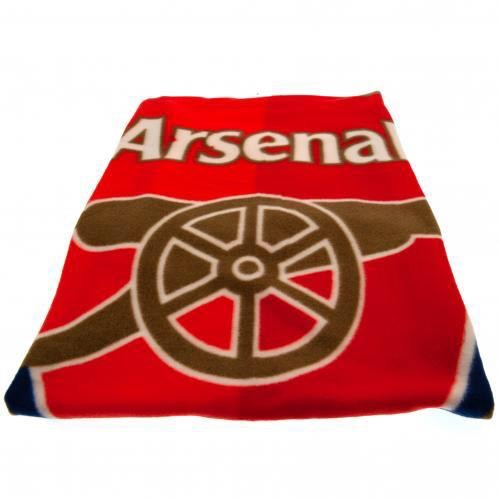 Football team fleece blanket