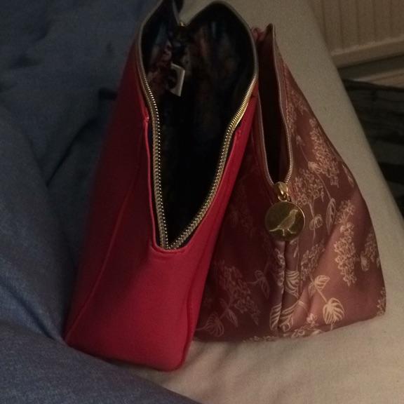 Ladies Wash bags