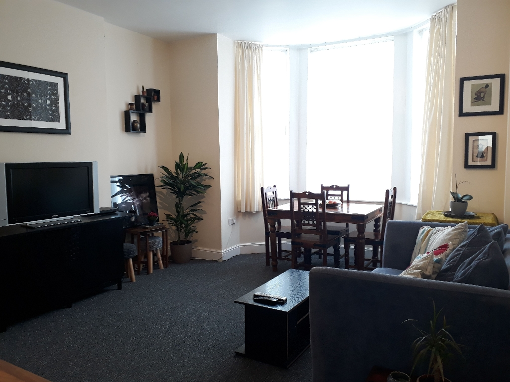 1 furnished bedroom flat to rent - short let