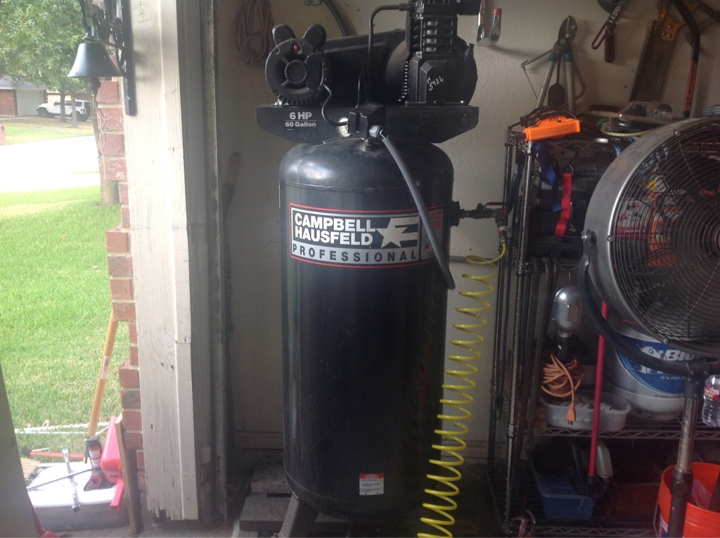 Campbell Hausfeld Professional Air Compressor