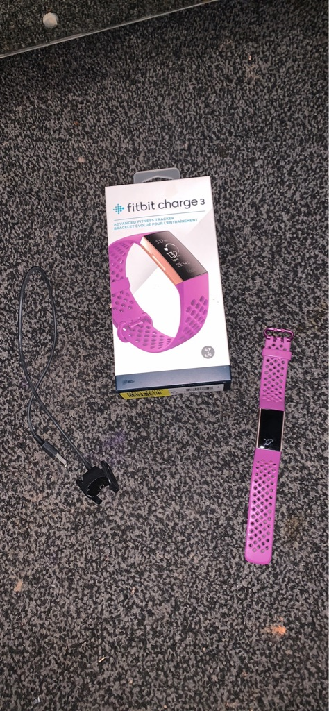 Fitbit charge hr 3