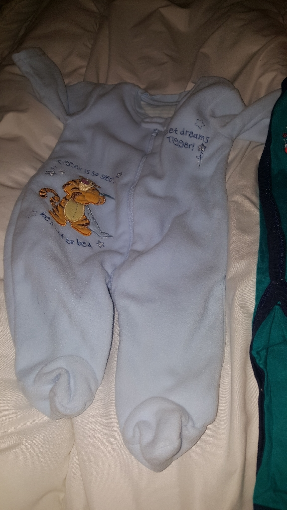 Collection of Disney baby clothes