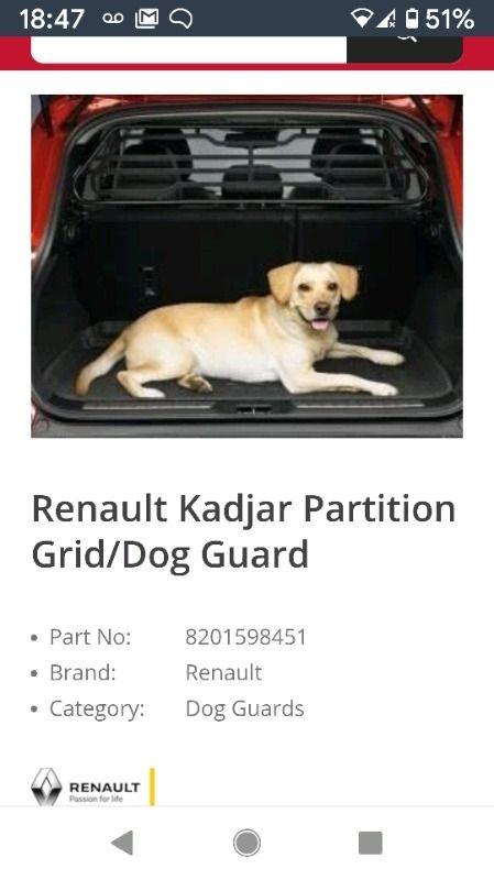 Dog / pet guard