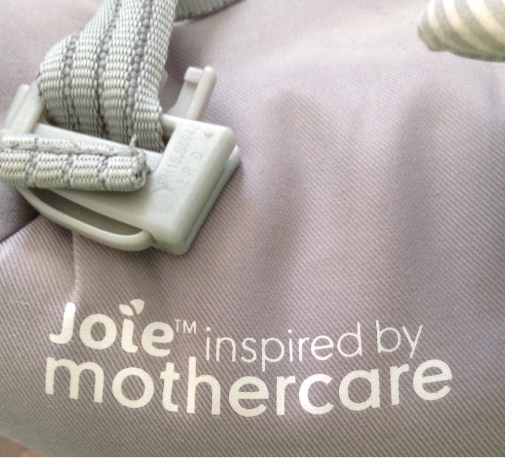 Joie Inspired by Mothercare, 2 in1 Swing & Rocker