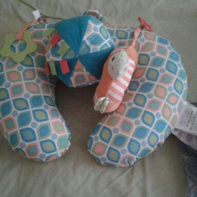 New boppy pillow