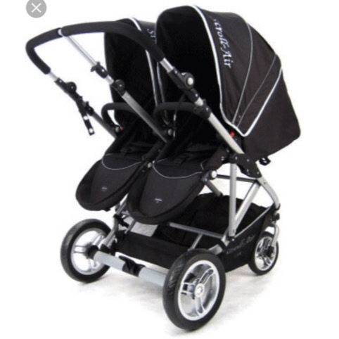 Strollair Double Buggy