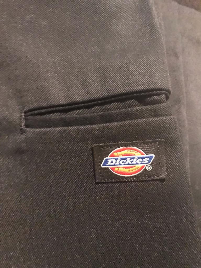 Dickies Black Work/Dress Pants