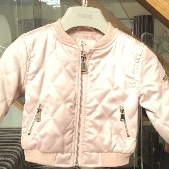 Baby's jacket 6-9 months