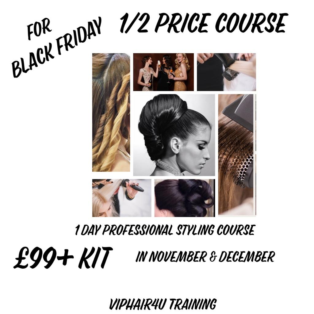 Black Friday Sale For November & December