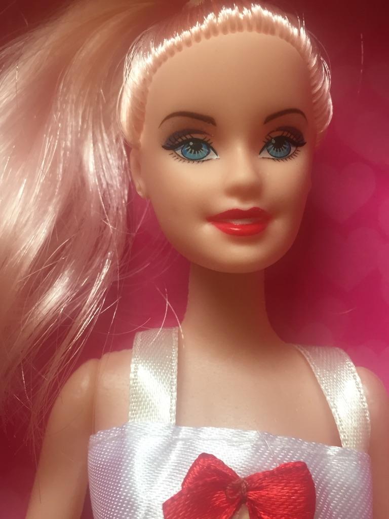 Fashion doll #### 10 .