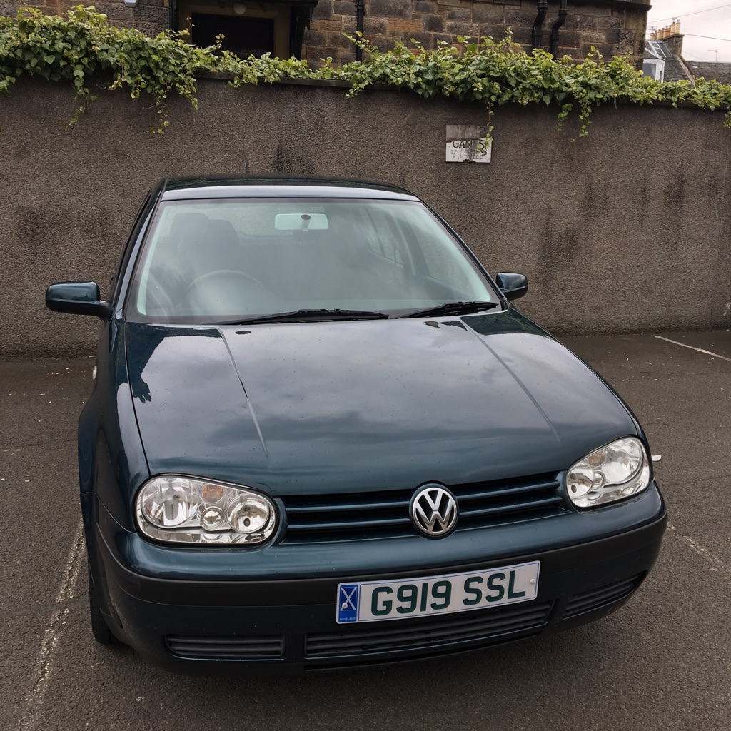 Volkswagen Golf 1.6 Petrol for sale