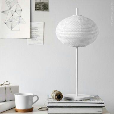 Ikea table lamp Solleftea + 4 led bulbs
